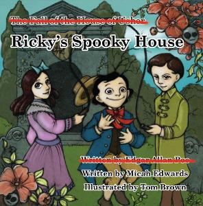 ricky's spooky house THUMB